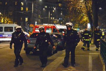 巴黎一华人旅行社遭武装抢劫 6人被救劫匪在逃