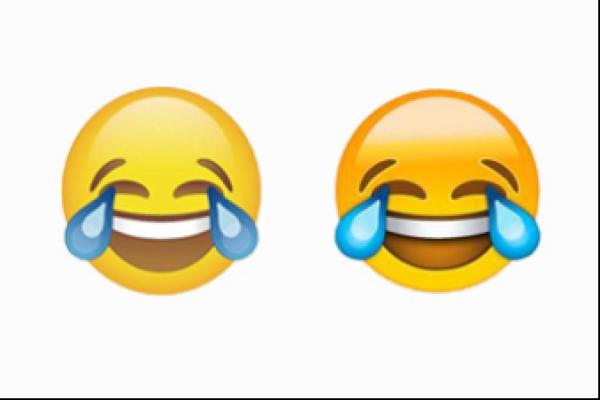 """""""笑哭""""符号成本年度全球最受欢迎表情"""