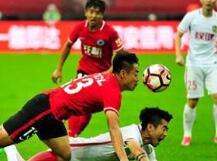中超:辽足主场1-2负天津权健