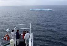 今年航行北极中国商船全部通过最险难航段