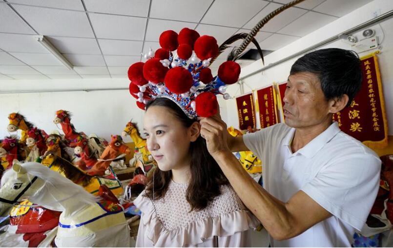 北京:山乡文化遗产重新焕发生机