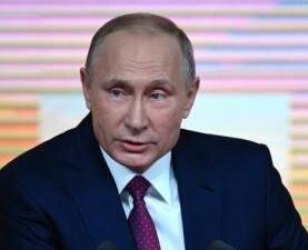 因捐款数超限额 普京竞选基金退还逾126万卢布