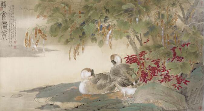 中国当代名家经典刘云博作品展