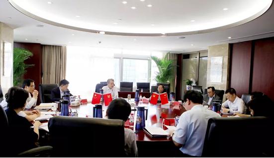 光大生态环保产业发展稳健前景良好 | 光大集团召开党委中心组学习会
