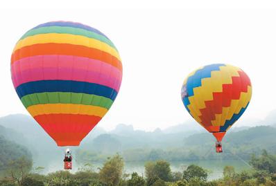 广东仁化旅游节开幕