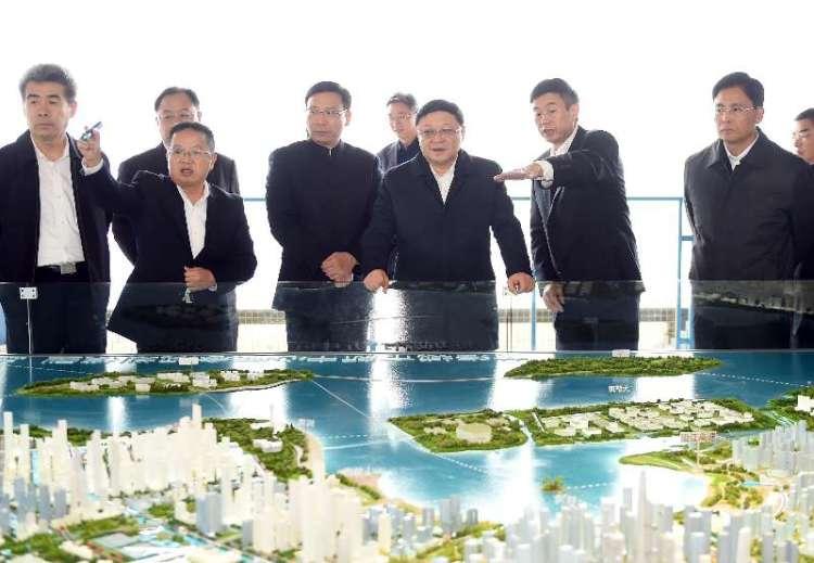 开工第一天,深圳书记在前海说了啥?