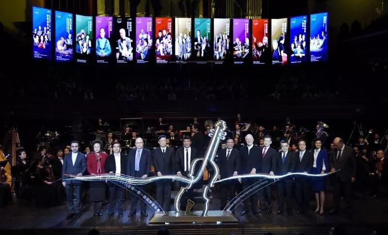 """约!2018深圳""""一带一路""""国际音乐季大幕拉开,37天18场音乐艺术盛宴等你来赴"""