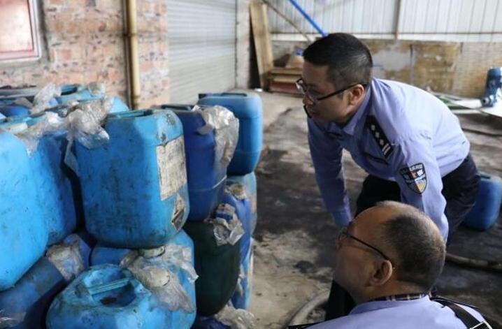 黄埔海关破获3.5亿元走私成品油大案
