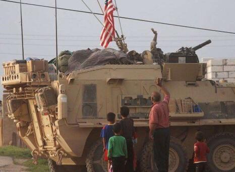 """美国宣布撤回2.3亿美元叙利亚""""维稳""""资金"""