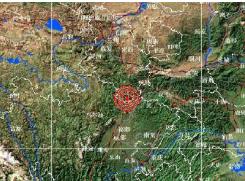 陕西宁强地震致四川广元震感强烈 地震预警系统提前34秒向汉中预警