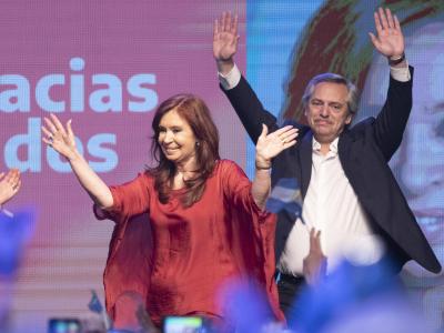 從阿根廷總統夫人到總統再到副總統,她的傳奇人生在繼續