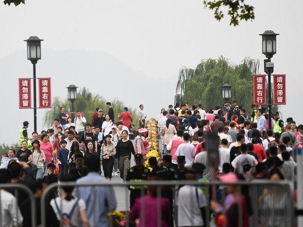 國慶假期廣東接待游客逾5507萬人次