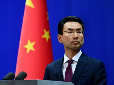 """外交部发言人就美国国会参议院通过""""香港人权与民主法案""""发表谈话"""