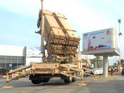 第五屆海灣防務和航空展在科威特舉行