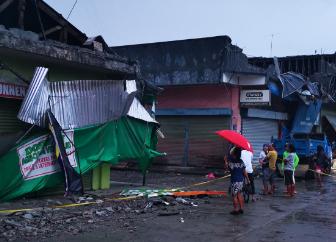 菲律賓南部遭遇強震 4死數傷