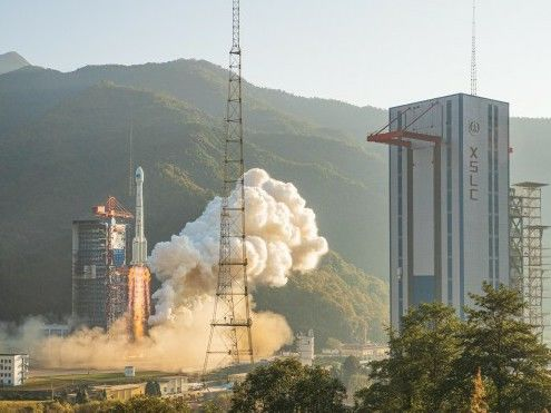 一箭雙星發射成功!北斗三號全球系統核心星座部署完成