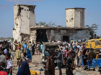 傷亡慘重!索馬里再現汽車炸彈襲擊 死者多為學生平民
