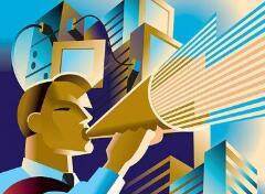 今年美国数字广告投放资金将首次超过传统广告