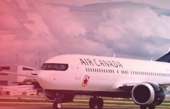 加拿大全面停飞波音737 MAX系列客机