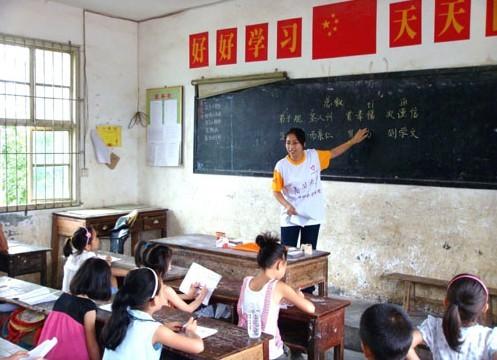 甘肃省589名师范生赴新疆顶岗支教实习