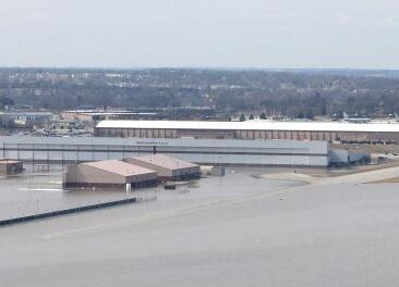 美内布拉斯加州遭遇洪灾 造成经济损失或达14亿美元
