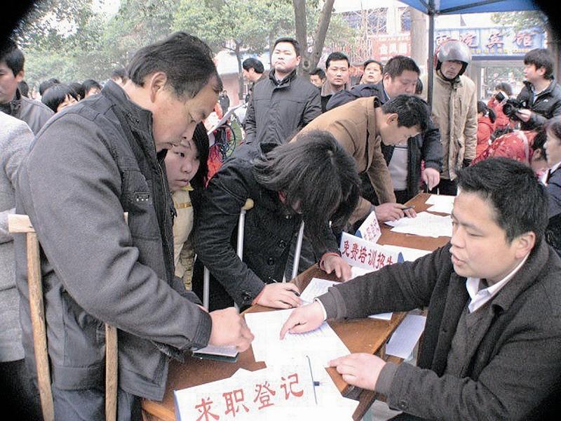 """湖南邵阳""""政企联手""""助残疾人就业"""