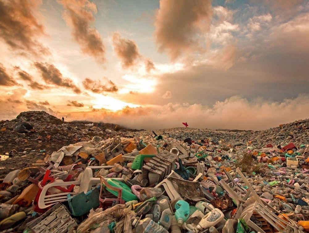 """向全球塑料污染转嫁模式""""亮剑"""""""
