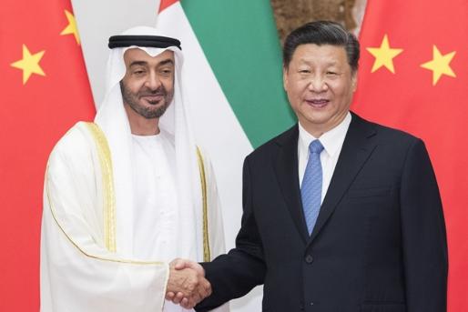 """习主席访问后,这个阿拉伯国家""""向东看""""的脚步更快了"""