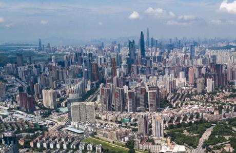 """中央要建两个""""示范区"""" 为何选择深圳和青岛"""