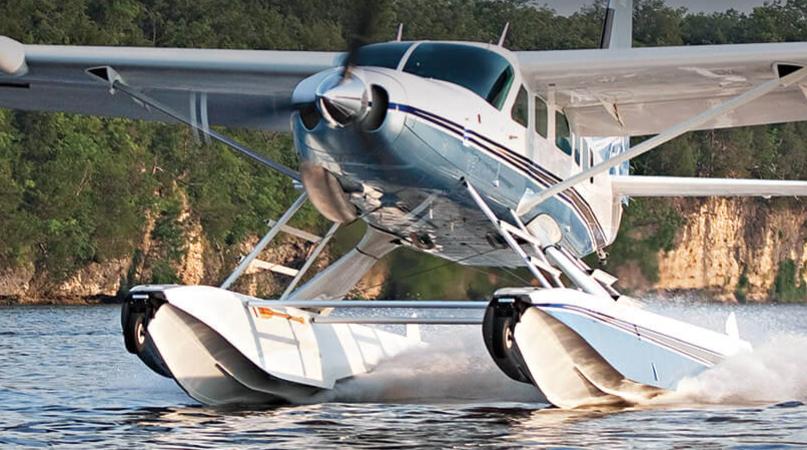 加拿大一架小型飞机坠毁造成4死5伤