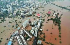南亚等地洪灾已致600人遇难 超2500万人受灾