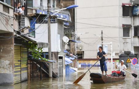 财政部、应急管理部向11省(区)下拨6亿元中央防汛抗旱补助资金