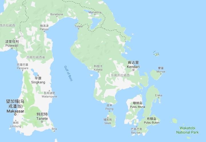 印尼一渡轮失火致7人死亡4人失踪