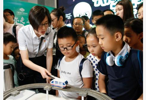 中国科技馆将推进实名制预售票 暑期过后常态化采取限流措施