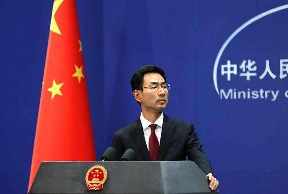 耿爽谈海外涉港爱国游行:这是14亿中国人的共同意志