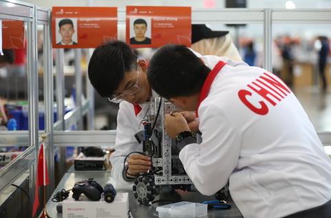 第45屆世界技能大賽閉幕 中國代表團獲得16金14銀5銅