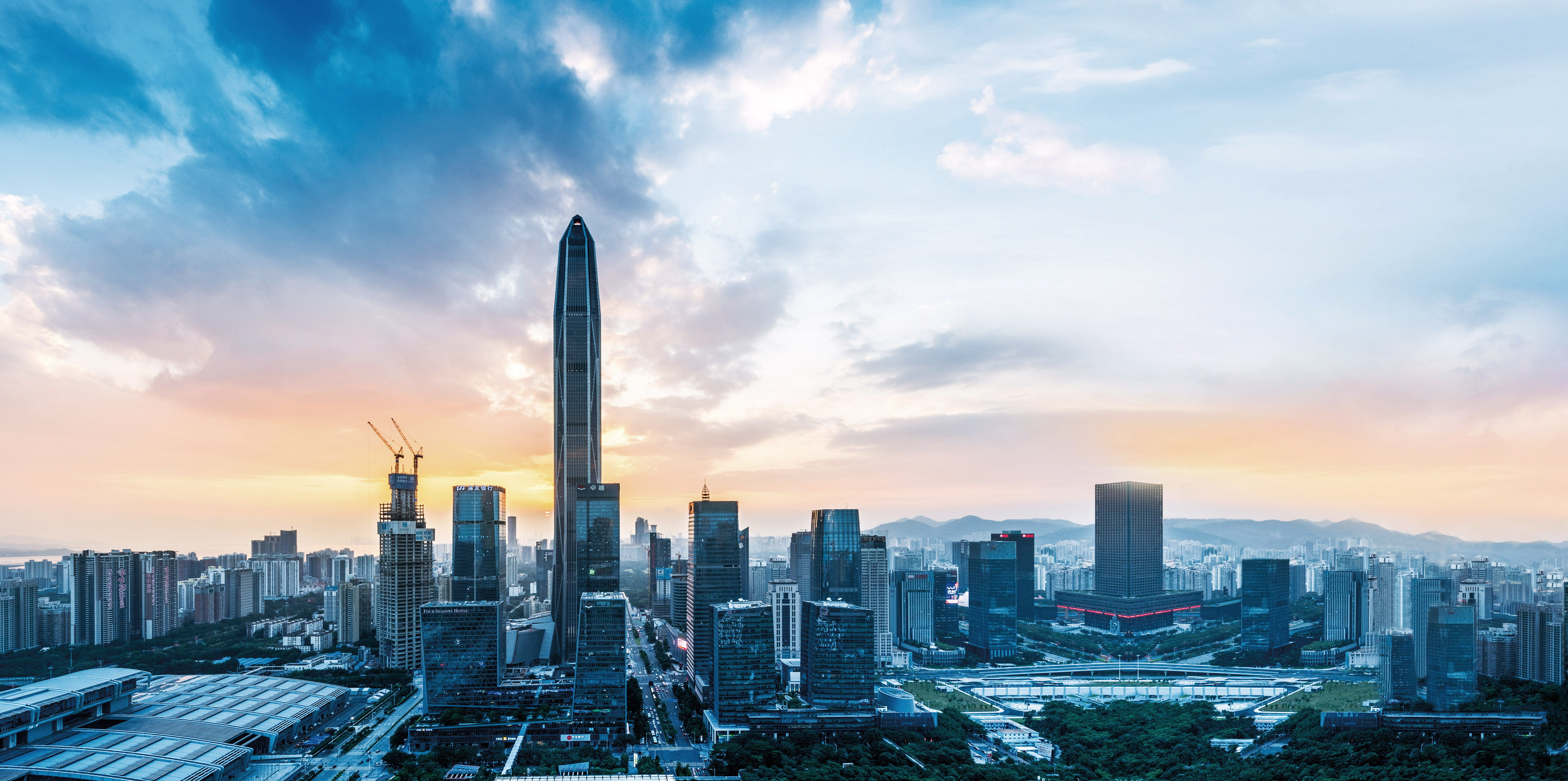 深圳市写字楼市场空置率处于合理区间