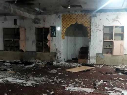 巴基斯坦奎達一清真寺發生爆炸14死20傷