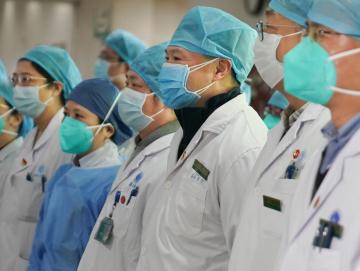 国家卫健委:国内累计报告新型冠状病毒感染的肺炎确诊病例571例