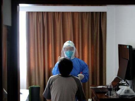 31省份新增境外輸入新冠肺炎確診病例21例