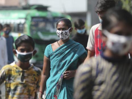 """確診超700萬!""""抗疫疲勞""""后,印度防疫挑戰更嚴峻?"""