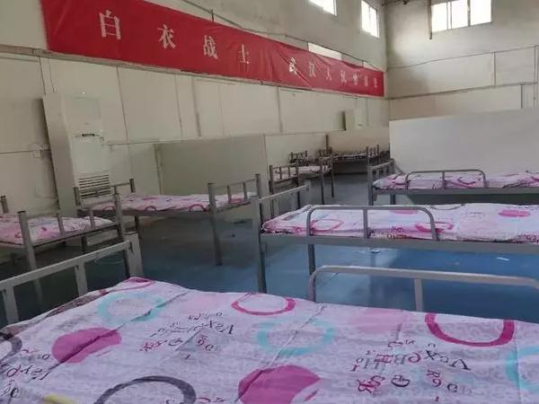 未来2天,武汉方舱医院将开放13001张床位