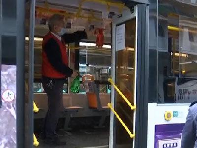 24日起深圳公交线路逐步恢复正常营运