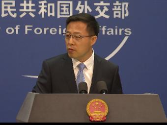 赵立坚:加方应立即释放孟晚舟并确保她平安回到中国