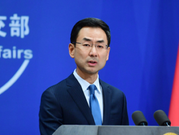 耿爽宣布卸任外交部發言人,即將奔赴新的崗位!