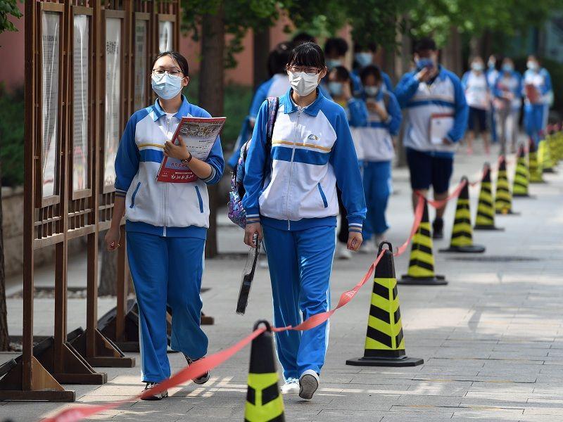 保驾护航高考 广东警方拿出28项高科技举措