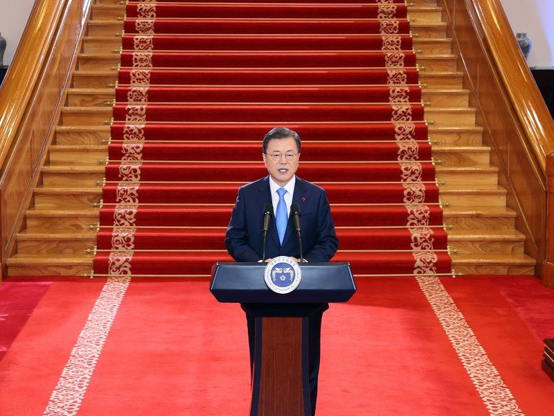 韓國總統改組內閣 提名新國務總理