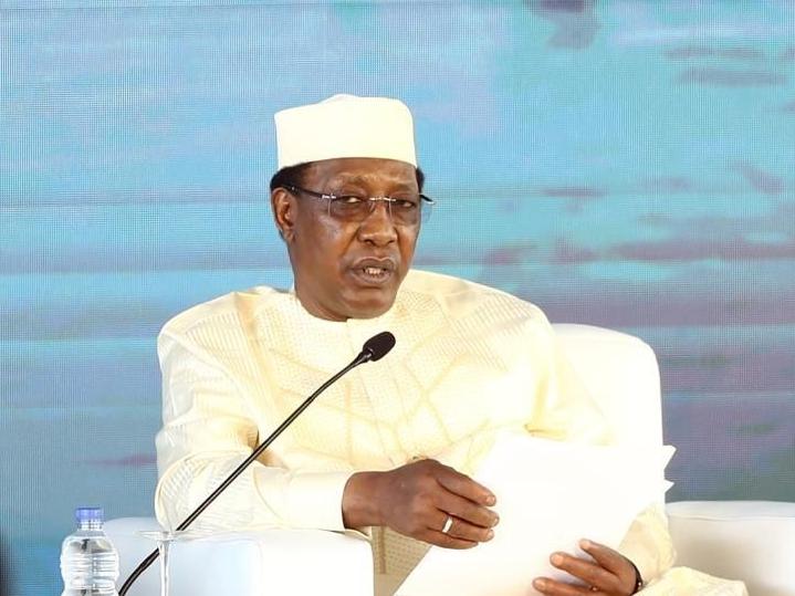 乍得總統代比在作戰前線負傷去世