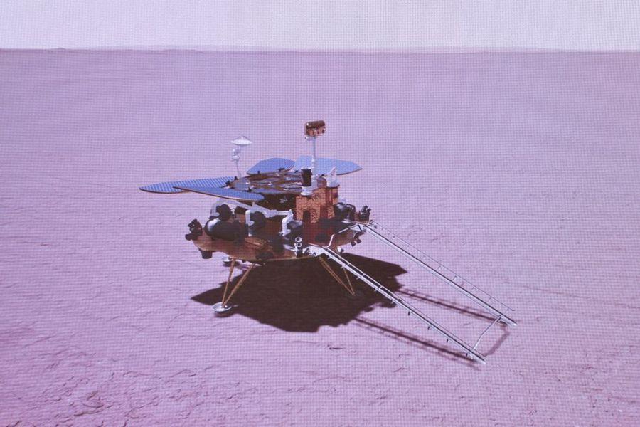 """揭秘火星探测器的太空""""千里眼"""""""