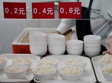 """五部门发文督促落实反食品浪费法律规定 外卖平台要显著提示""""适量点餐"""""""